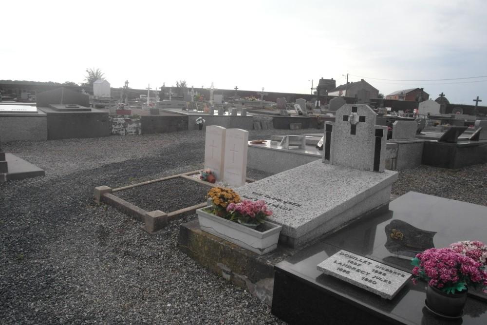 Oorlogsgraven van het Gemenebest Grand-Reng