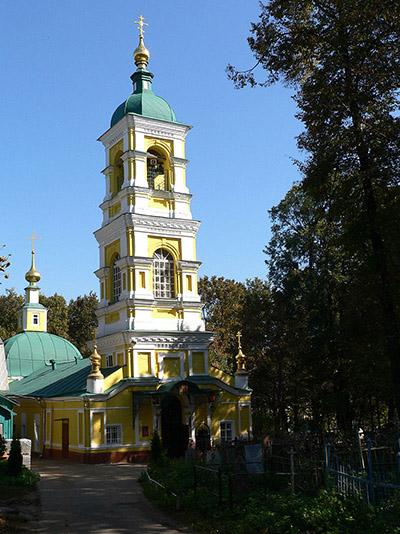 Old Cemetery Vladimir