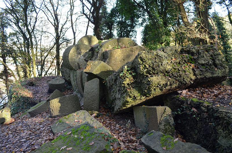 Restant Duits Monument