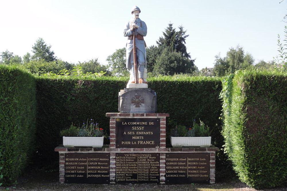 War Memorial Sissy