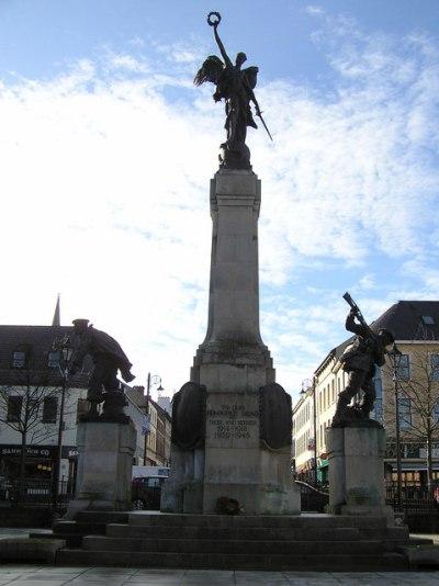 Oorlogsmonument Londonderry