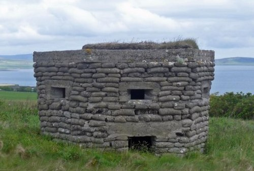 Pillbox FW3/22 Hatston