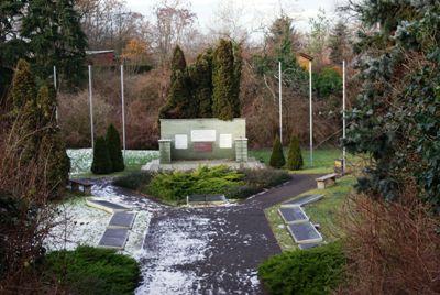 Mass Grave & Memorial Victims Forced Labour Camp Großbeeren