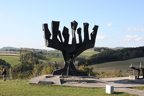 Jewish Memorial Mauthausen