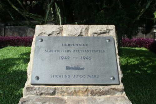 Monument Slachtoffers Zeetransporten