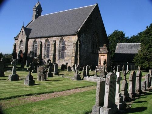 Commonwealth War Graves Strathblane Parish Churchyard