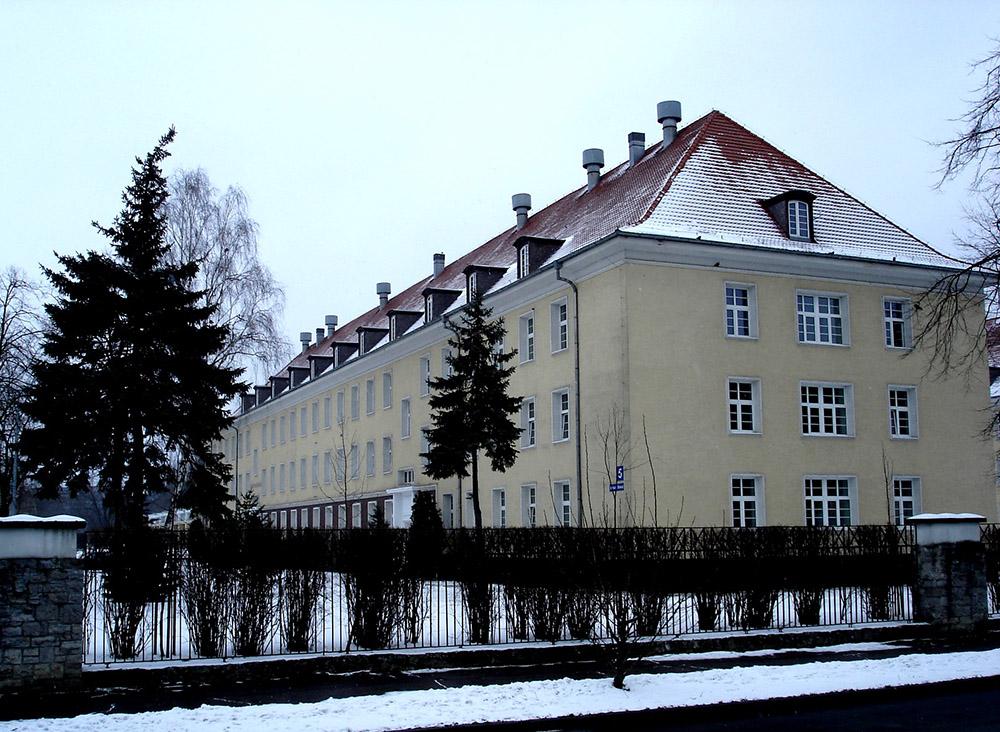 Voormalige Pruisische Kazerne