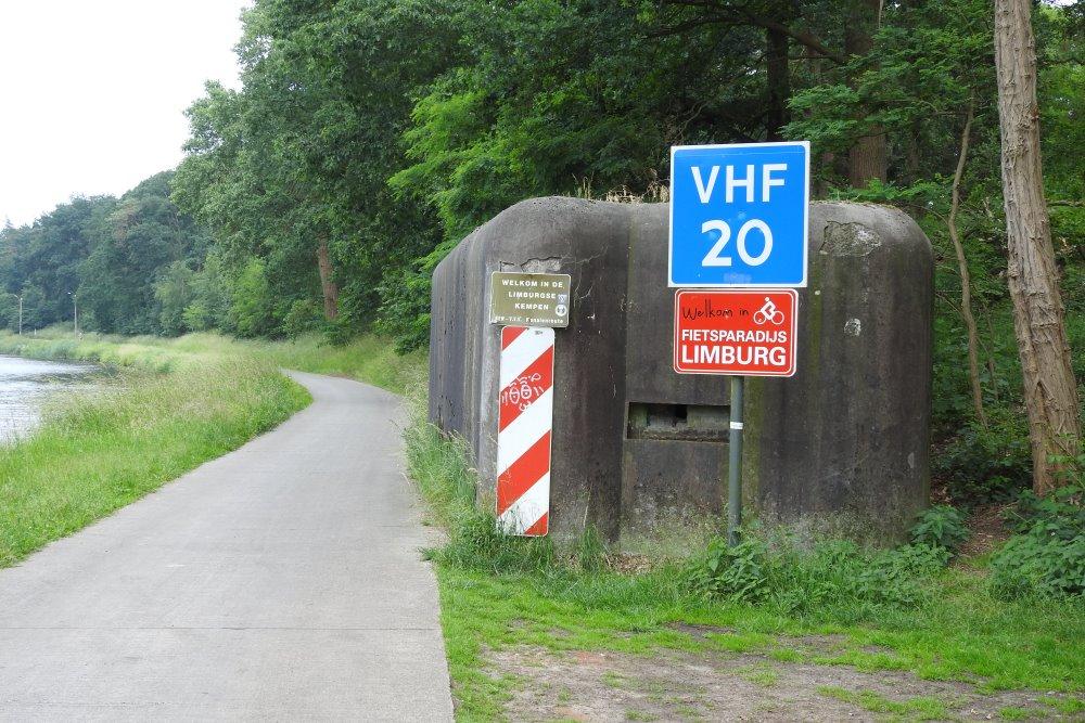 Belgian Bunker Bocholt-Herentals Channel