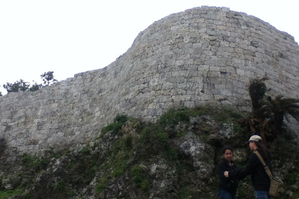 Urasoe Castle