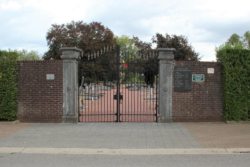 Commonwealth War Graves Rekem