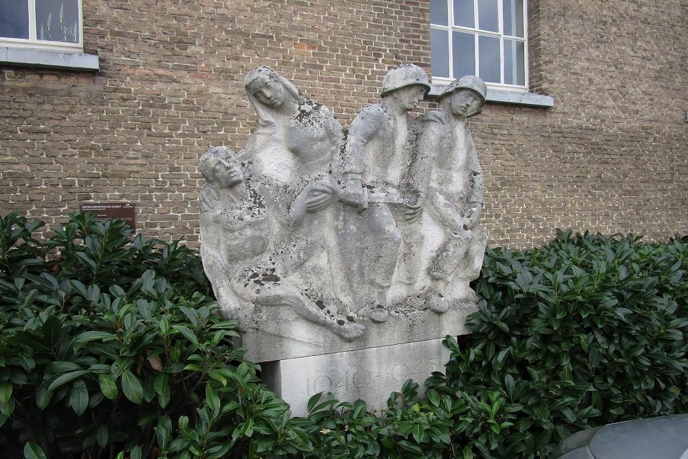 War Memorial Ossendrecht