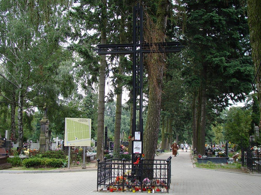 Zarzew Begraafplaats