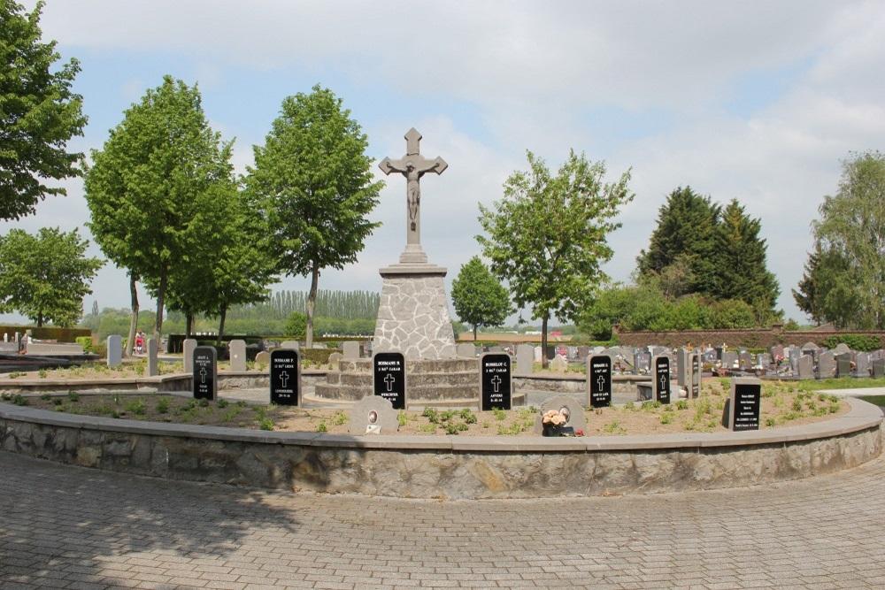 War Memorial First World War Lembeek
