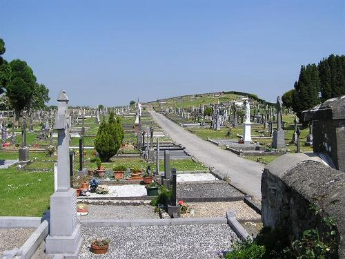 Commonwealth War Grave St Columba New Cemetery