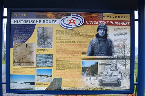Historical Route Bastogne 10