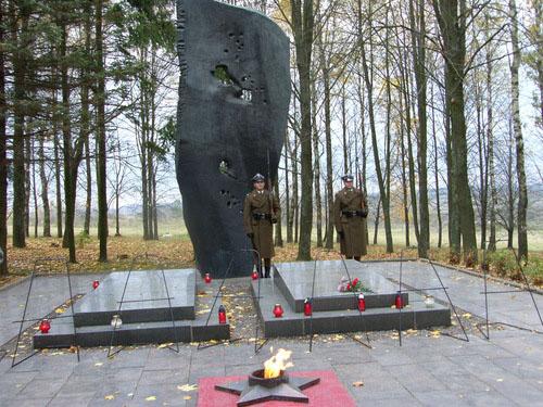 Massagraf Onbekende Soldaten