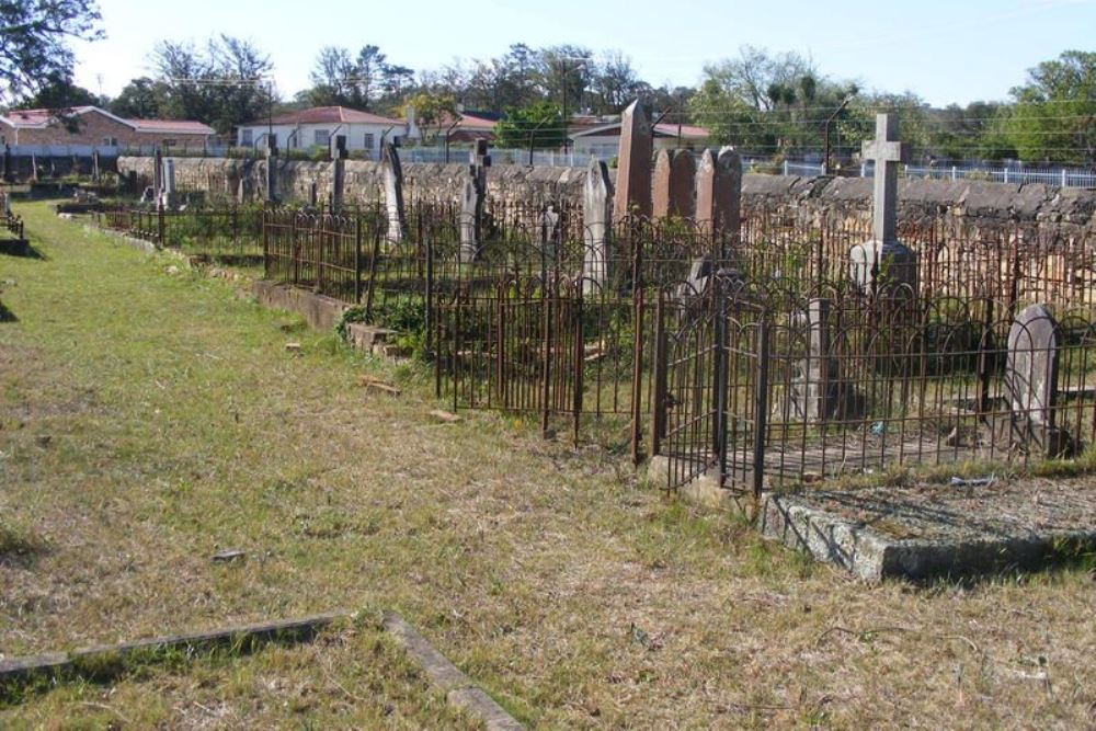 Commonwealth War Graves Grahamstown Old Cemetery