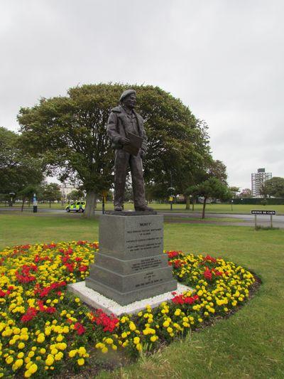 Monument Veldmaarschalk Bernard Montgomery