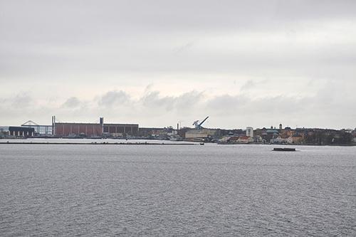 Karlskrona Navy Base