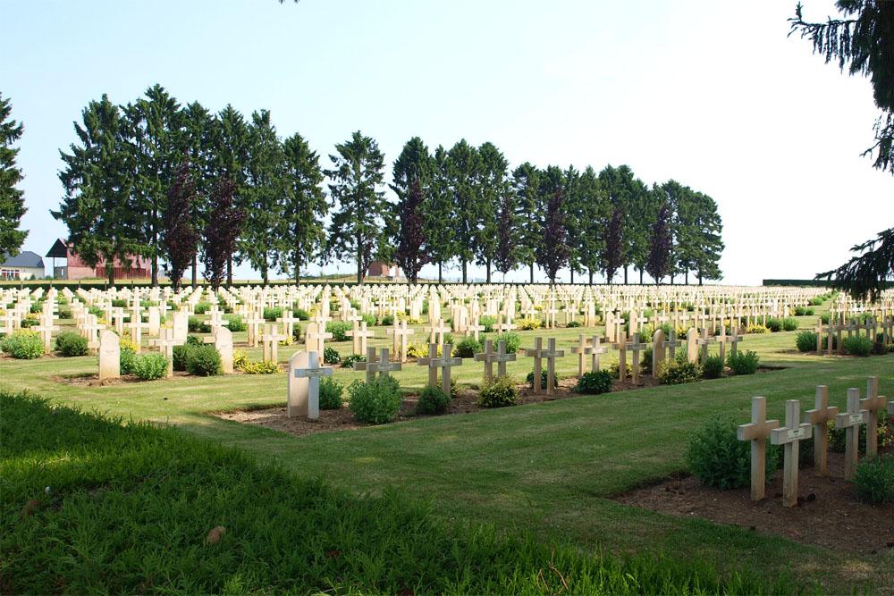 French-German War Cemetery Cerny-en-Laonnois