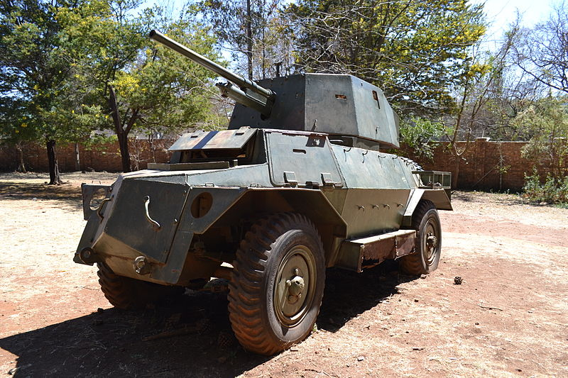 Marmon-Herrington Armoured Vehicle