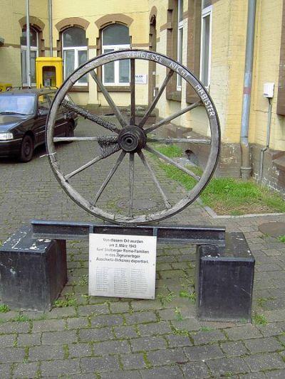 Roma-Memorial Stolberg