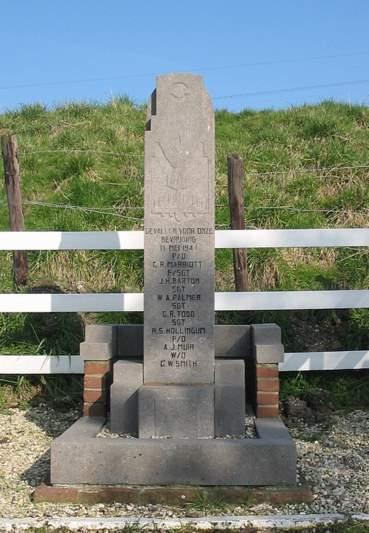 Memorial Lancaster JB409