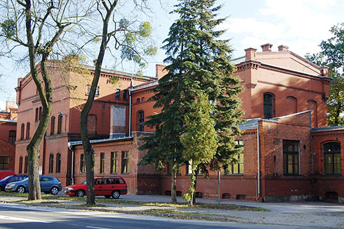 Festung Thorn - Military Hospital