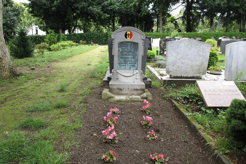 Belgian War Graves Deventer