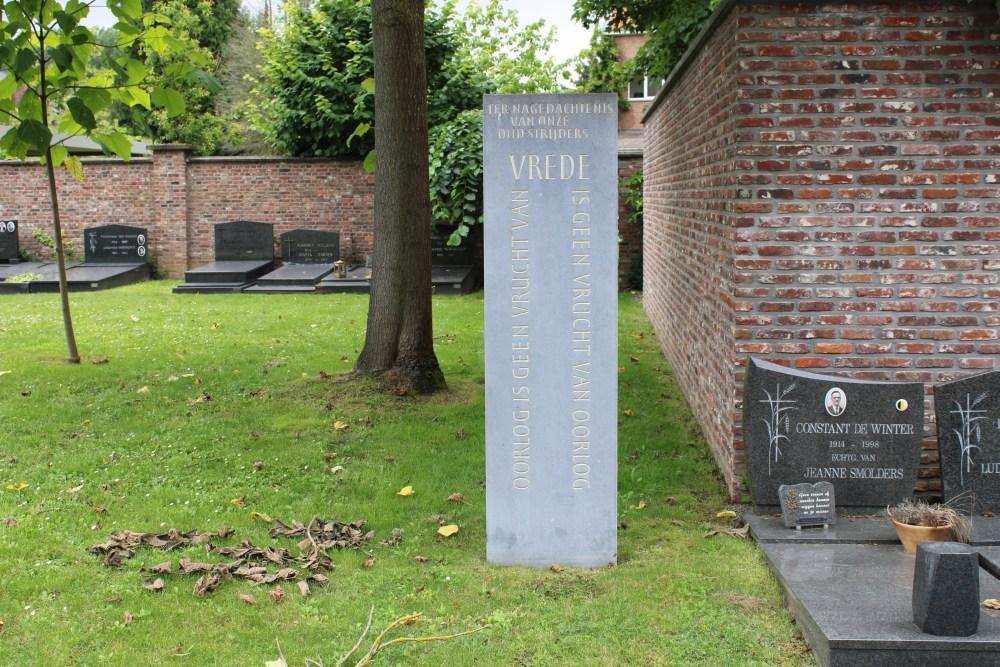 Monument en Ereperk Oudstrijders Kampenhout-Relst
