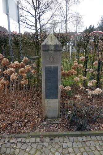 Memorial Synagoge Borken
