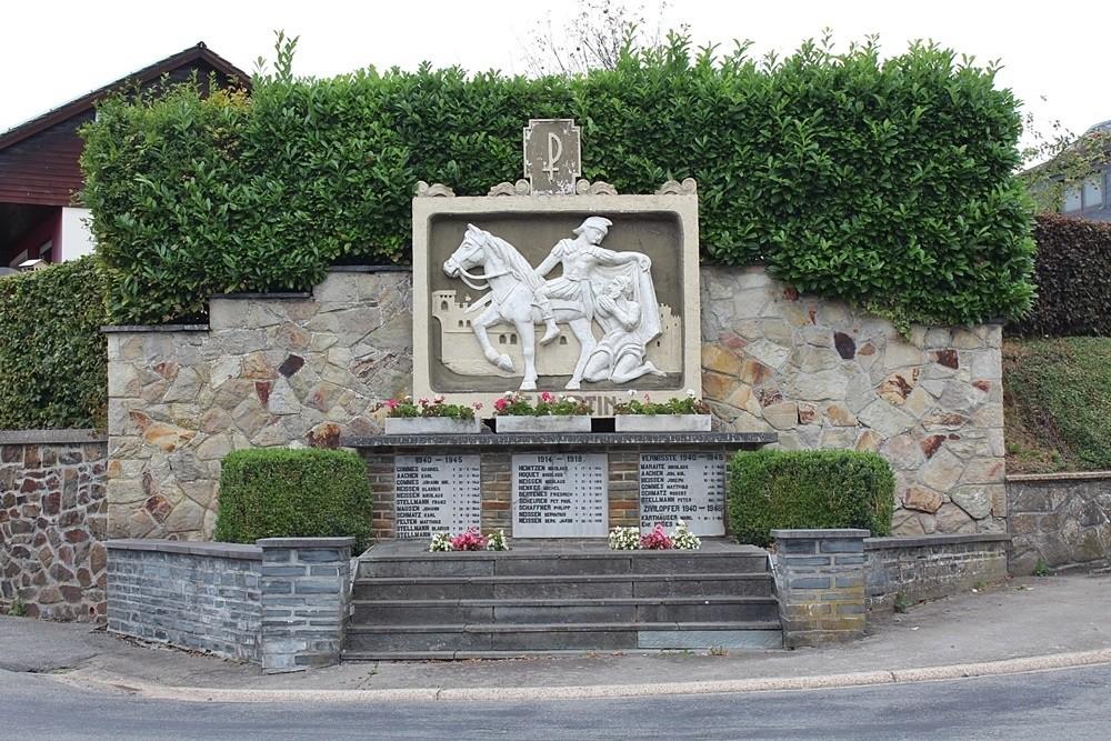 War Memorial Aldringen