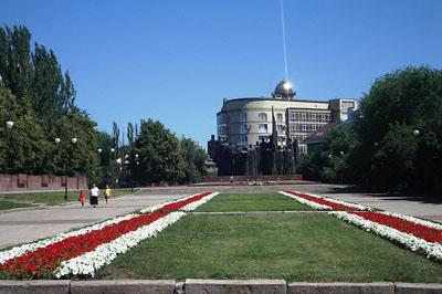 Victory Square Voronezh