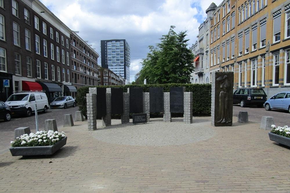 Monument Rotterdamse Lloyd