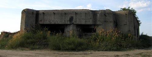 Molotov Line - Casemate (No. 536)