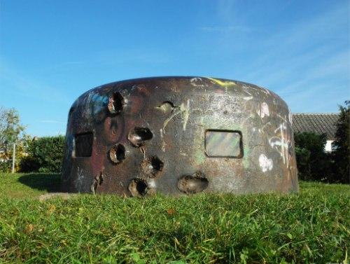 Westwall - Regelbau 115 Bunker Beckingen