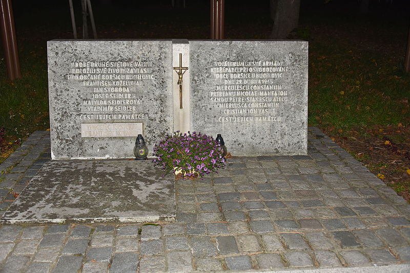 Memorial Josef Seidler and Valtr Seidler