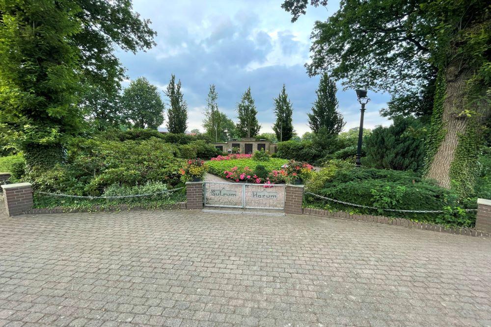 War Monument Neuenkirchen Sutrum Harum