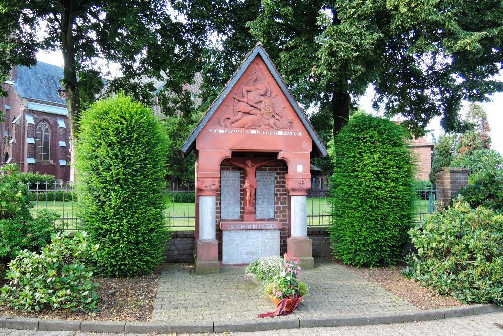War Memorial Merbeck