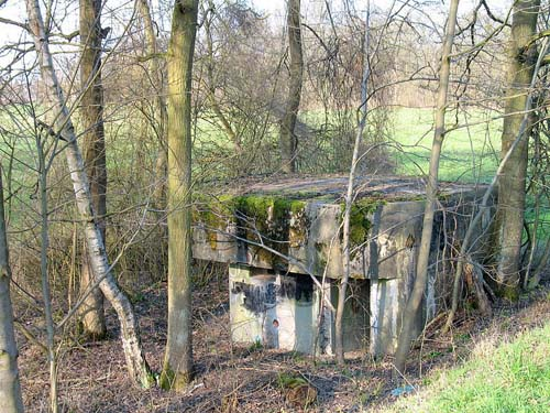 Maginot Line - Casemate Digue de La Wantzenau (2)