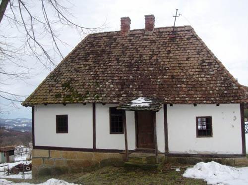 Voormalige Hoofdkwartier Partizanen Detachement 'Majevica'