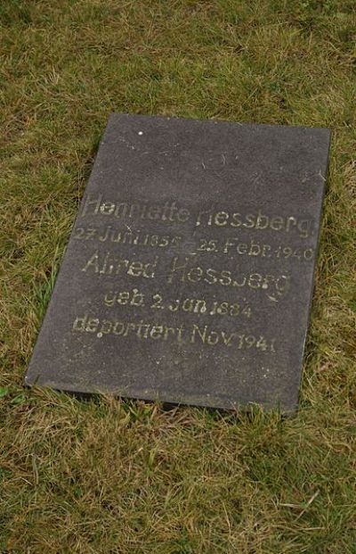 Remembrance Texts Jewish Cemetery Bamberg