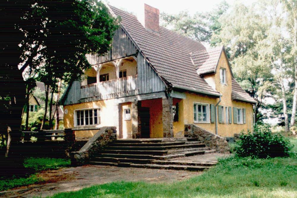 Führerhäuser SS-Siedlung Ravensbrück