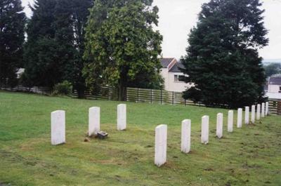 Oorlogsgraven van het Gemenebest Haverfordwest Cemetery