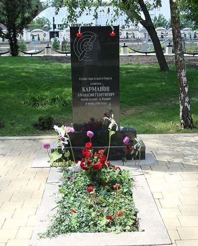 Russische Erebegraafplaats Chişinău
