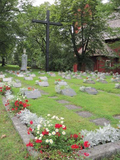 Finse Oorlogsgraven Kristiinankaupunki