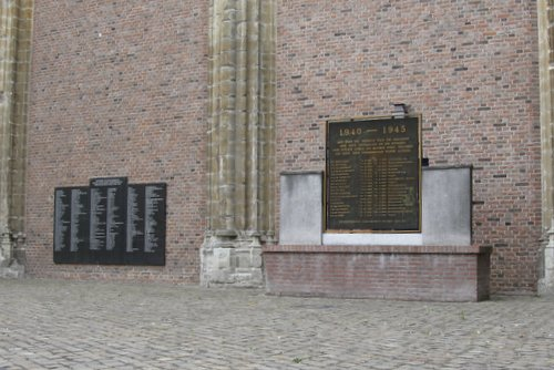 War Memorial Bergen op Zoom