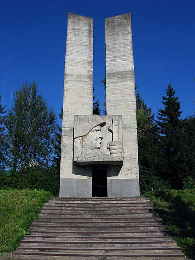 Red Army Memorial Staritsa