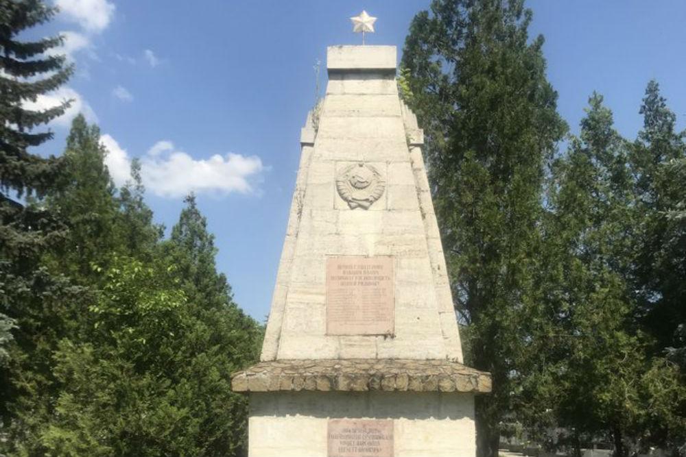 Mass Grave Soviet Soldiers Godollo