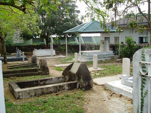 Oorlogsgraven van het Gemenebest St Anne's Church